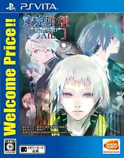 Tokyo Ghoul Jail Welcome Price !!  PS Vita SONY PLAYSTATION JAPANESE