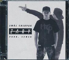 ŻARY - SWÓJ CHŁOPAK / HEMP GRU JLB / CD / NEW POLISH