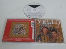 Yello – Baby / Mercury – 848 791-2 CD