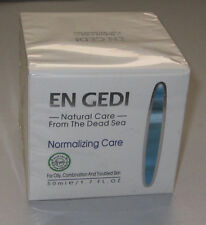 En Gedi Normalizing Care Cream 50ml Natural from the Dead Sea Sealed