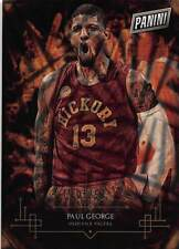 2016 Panini Black Friday Panini Collection Wedges Card #7 Paul George /50 Pacers