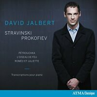 David Jalbert - Piano Transcriptions - Stravinsky: Petroushka, The [CD]