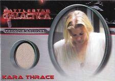 BATTLESTAR GALACTICA - SEASON 2 COSTUME PIECEWORKS CARD - CC30 STARBUCK - KARA