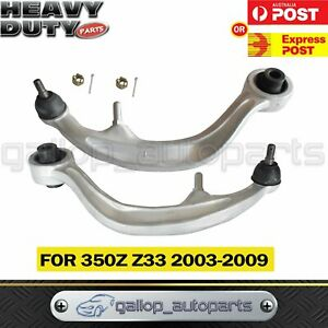 Front Lower Control Arm Curve for NISSAN 350Z Z33 2003-2009 Skyline V35 01-06