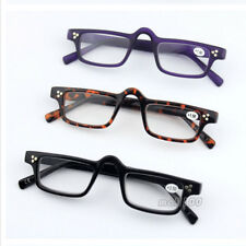 New Reader Plastic Frame Portable  Reading Glasses Fashion +1.0 ~ +4.0