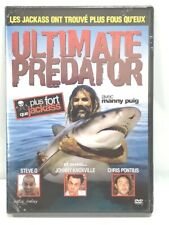 ultimate predator manny puig plus fort que jackass dvd neuf sous blister