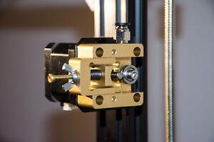 Estrusore E3D Filamento Flessibile Flexible filament Pro Metal Tevo Tarantula