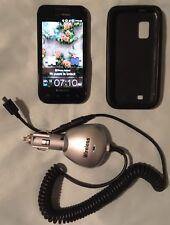 New listing Samsung Galaxy S Fascinate Sch-I500 Black Android Smartphone Verizon pre owned