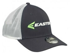 Easton Mens Gameday Hat M7 Linear 39Thirty Curved Bill Cap, Char/Grn/Wht A167906