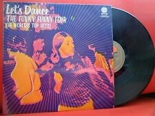 THE FUNKY FUNNY FOUR Let's Dance LP [OS MUTANTES] NMINT 71' RAREST PSYCH BRAZIL