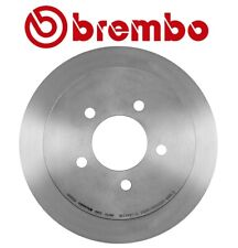Rear Left or Right Solid Disc Brake Rotor 334 mm 5 Lugs Brembo For Ford Lincoln