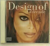 Design of a Decade:by Janet Jackson (Brand New and Sealed)