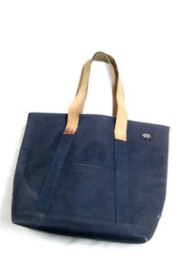 JACK SPADE x BEAUTY&YOUTH UNITED ARROWS Canvas Tote Bag Navy Bag