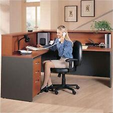 RECEPTION DESK RECEPTIONIST STATION OFFICE SECRETARY * Modern Contemporary Room