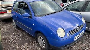 VOLKSWAGEN LUPO Boot Carpet [BREAKING WHOLE CAR FOR SPARES]