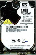 WD10JMVW-11AJGS3,  DCM:  HHKTJHN  WESTERN DIGITAL USB3 1TB WX91