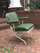 Warren McArthur,Mayfair Industries Lounge Chair - Mid Century Modern/Machine Age
