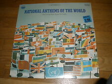 VIENNA STATE OPERA ORCHESTRA national anthems of the world LP Record - Sealed
