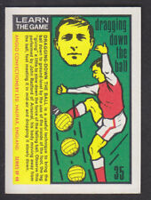 Anglo Confectionery - World Cup 1970 # 35 John Radford - Arsenal