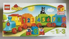 Lego DUPLO 10847 My First Number Train Toy Building Set BRAND NEW SEALED