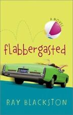 NEW Flabbergasted : A Novel by Ray Blackston Audio Book on Tape 9-Disc CD SEALED