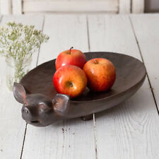 New rustic PIG Tray in dostressed Resin