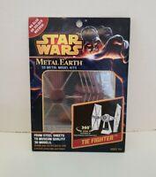 Fascinations Star Wars Model Tie Fighter  New 3D Metal Earth Kit