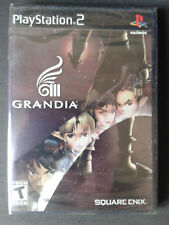 Playstation PS2 - GRANDIA III US NEUF/Scellé-NEW/Factory sealed
