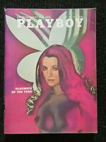 Vintage Playboy Magazine  June 1970  Higher Grade Glossy Copy!! See Pics!!