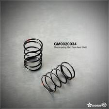 GMADE SHOCK SPRING 19X27MM HARD RED 2 GMA0020034