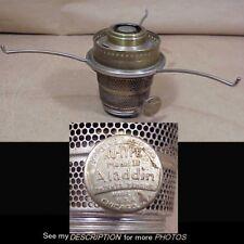 Antique Aladdin Model B Kerosene Oil Lamp Burner and Shade Spider