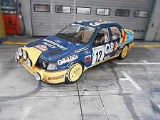 Ford Sierra RS Cosworth 4x4 rally monte carlo 1991 delecour q8 rar Otto 1:18