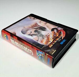 ©SNK 1995 Neo Geo AES 266 Meg Cartridge FATAL FURY 3 jap. Arcade 2D Beat'em Up
