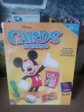 New Disney Cards & more - Create Print Cards with Mickey and Friends Avery 3104