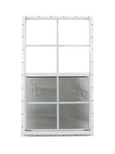 24 x 36 Shed Window SAFETY / TEMPERED GLASS Garage Barn Storage Shed