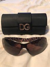 DOLCE /& GABBANA  D/&G Sunglasses or Spectacles Case 14.5cm x 5.5cm x 6cm