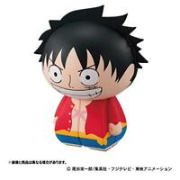 Megahouse Charaction CUBE One Piece  Monkey D. Luffy Twist Puzzle Japan
