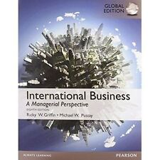 International Business, Global Edition by Ricky W. Griffin, Michael Pustay (Pape