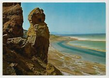 "Postcard, Sodom ""Lot's Wife"" and the Dead Sea"