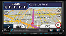 Kenwood Autoradios mit USB-Einbau-Navigationssysteme fürs Auto