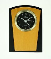 ATLANTA 378 - Desk Table Clock Horloge de table Tafel Klok Tischuhr Quartz Alarm