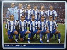 Panini 380 Sieger Porto 2003-2004 UEFA CL 2006/07