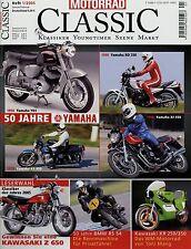 Motorrad Classic 1/05 2005 DKW RT 350S Gespann Ducati Scrambler 350 Kawasaki KR