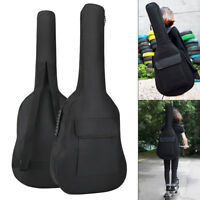 36 inch Acoustic Guitar Double Straps Padded Guitar Soft Case Gig Bag Backpack