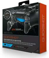 Bionik Quickshot - Trigger Stop Lock System for PlayStation DualShock 4 Wireless