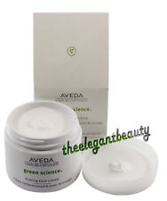 AVEDA Green Science Firming Face Creme 1.7oz/50ml New In Box