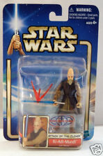 Star Wars Attack of the Clones Ki-Adi-Mundi Figure Hasbro 2002