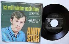 ANDY STAR 45 ICH WILL WEIDER NACH HAUS Germany