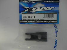 PARTS NEW XRAY  XB808 353351 Composite Rear Hub Carrier