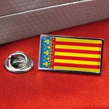 Valencia Bandera Pin de solapa badge/tie Pin